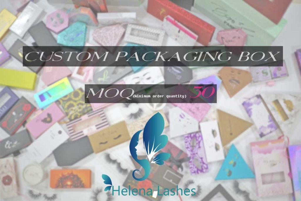 Wholesale Luxury 3D Mink Lashes Vendor Helena Lashes