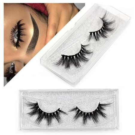 3D MINK LASHES wholesale 3D mink eyelashes vendor help you start your mink lashes business line with 25mm 20mm 22mm mink lashes